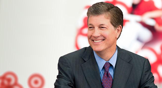 Gregg Steinhafel, CEO of Target