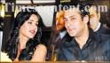 Katrina and Salman during a Yuvvraaj event.