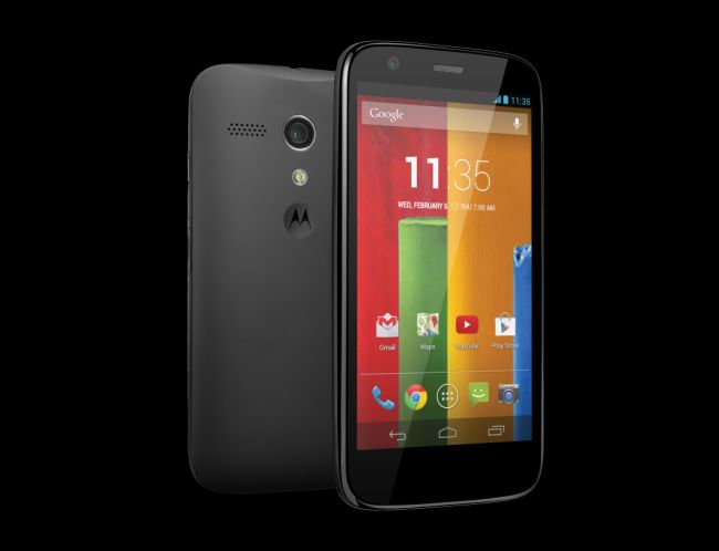 If a Motorola tweet is to be believed, Moto G is all set to launch in India this month, that is January 2014.