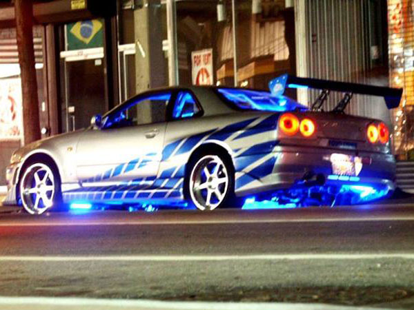 Paul Walkers Cars: Paul Walker: The Fast & The Furious Actor's Cool Cars