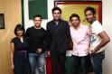 Aamir Khan, Abhishek Bachchan and Uday Chopra