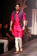 A model in Raghavendra Rao