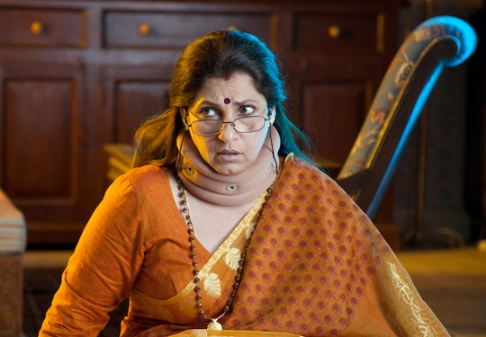 Indiatimes.com spends an afternoon with the evergreen Dimple Kapadia to find out more about her new comedy What The Fish. In this naughty flick about a house party gone wrong, Dimple plays the character of Monster Maasi.
