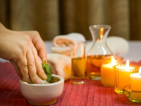Essential Oil: Basil (Tulsi) Ocimum Sanctum