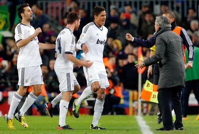 Cristiano Ronaldo Takes Real Madrid into King