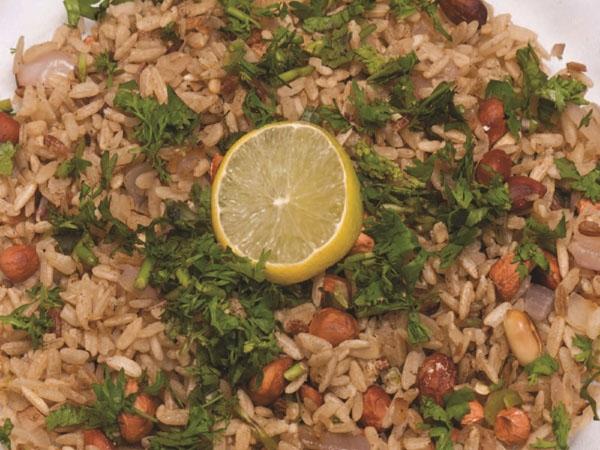 Brown Rice Poha