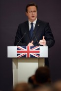 In Pics: David Cameron