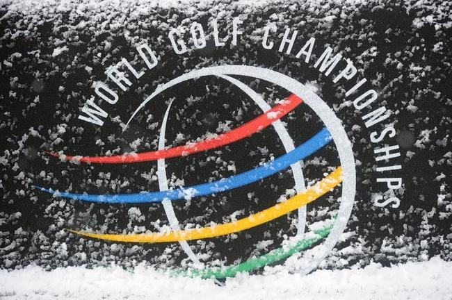 Snow Halts Golf in Arizona