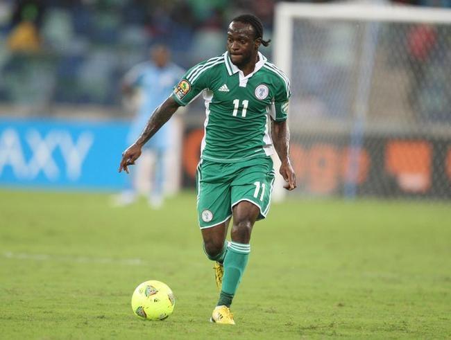 Victor Moses (Forward, Nigeria)