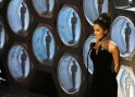 Actress Salma Hayek presents an award at the 85th Academy Awards in Hollywood