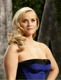 Reese Witherspoon at the 2013 Vanity Fair Oscars Party in West Hollywood