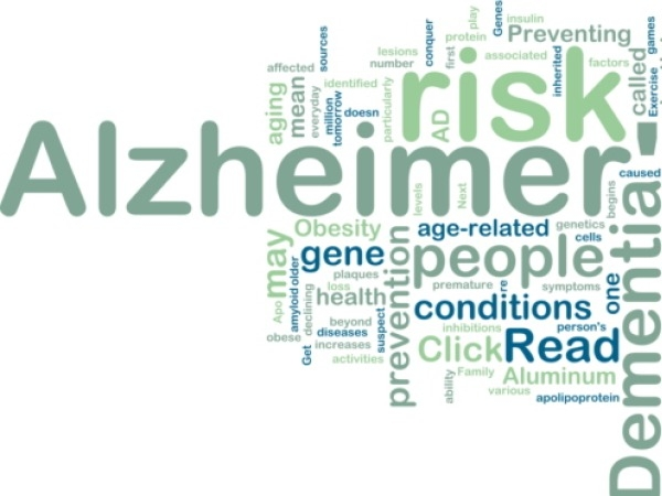 Health Benefits of Omega-3 Fatty Acids # 8: Reduces the risk of Alzheimer