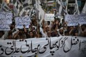 Pakistan & India Protest Against Afzal's Hanging