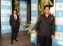 Arjun Rampan, Shah Rukh Khan