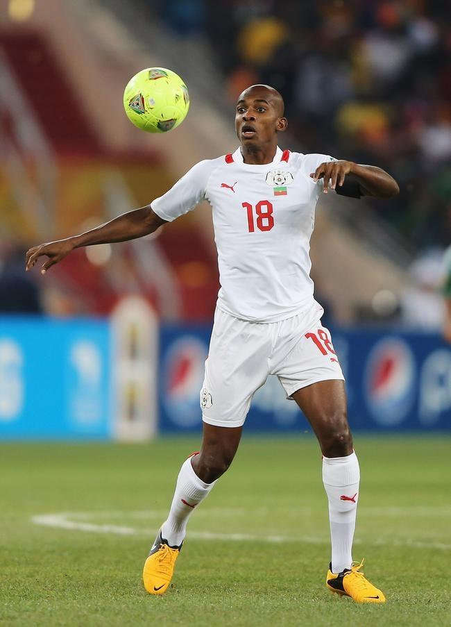 Charles Kabore (Midfielder, Burkina Faso)