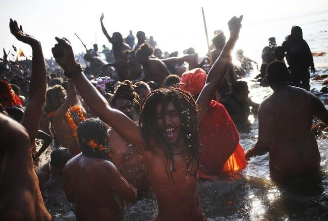 The Maha Kumbh