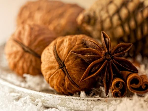Indian Spiced Walnuts