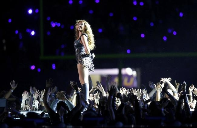 Beyonce and Destiny