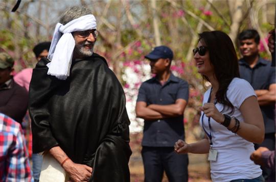 Amitabh Bachchan, Kareena Kapoor
