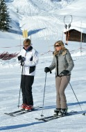 This Royal Family Loves Winter Sport
