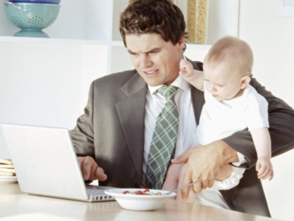 Balancing Jobs and Family
