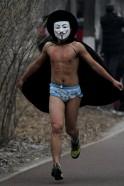 Undie Run in Beijing