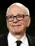 Rupert Murdoch attends the 2013 Vanity Fair Oscars Party in West Hollywood