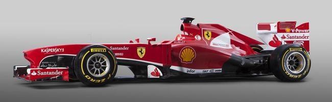 Ferrari Unveils New Formula One Car