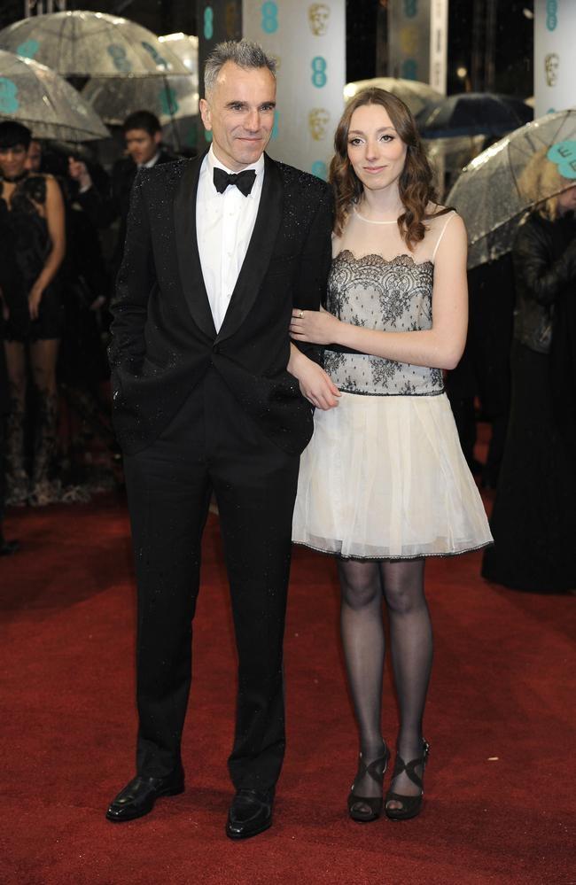 Daniel Day Lewis, Charissa Shearer