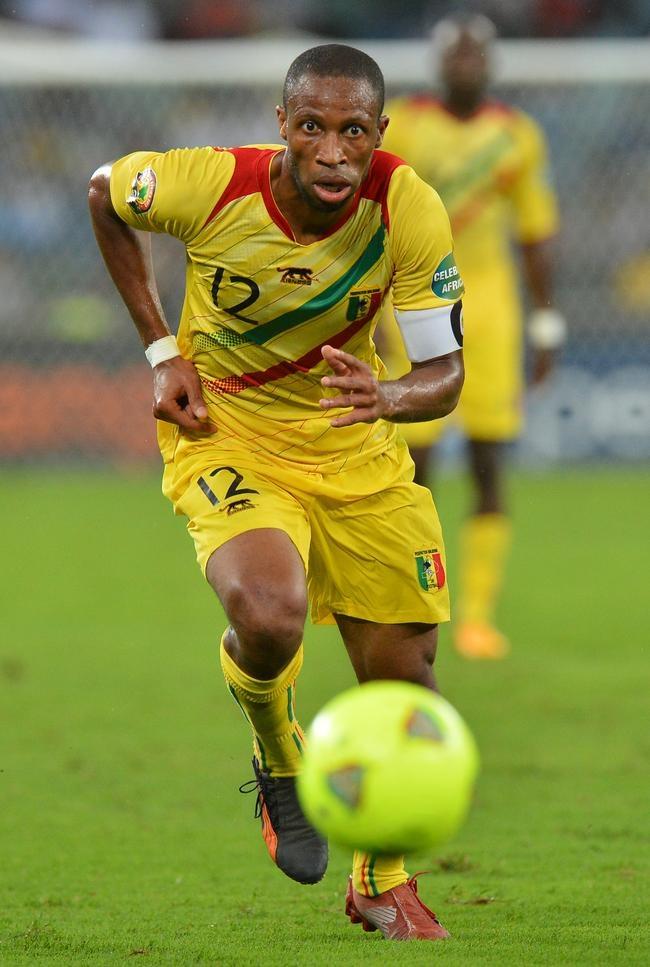 Seydou Keita (Midfielder, Mali)