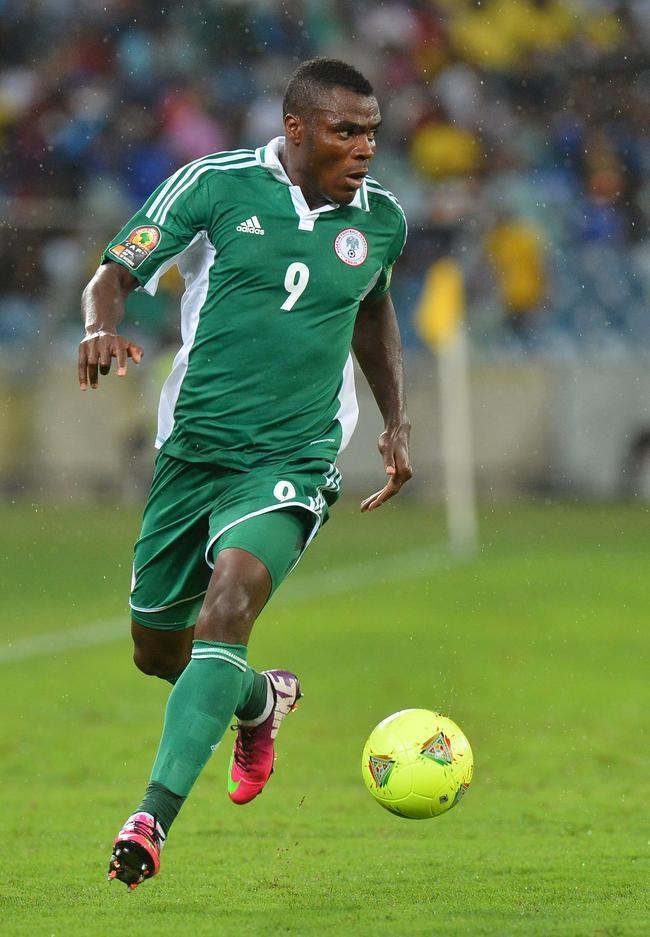 Emmanuel Emenike (Forward, Nigeria)