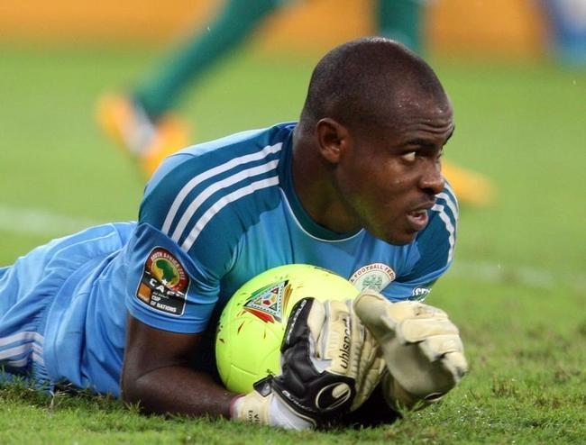 Vincent Enyeama (Goalkeeper, Nigeria)