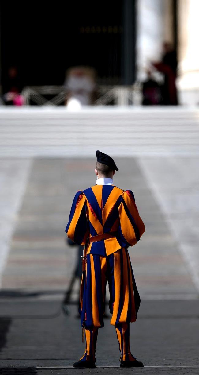 VATICAN-POPE-LAST AUDIENCE