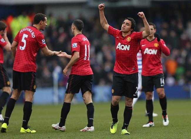Queens Park Rangers v Manchester United