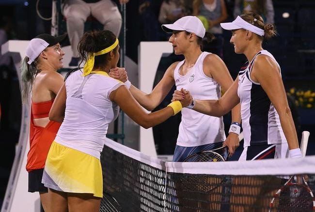 Sania Mirza, Bethanie-Mattek Sands win Dubai title