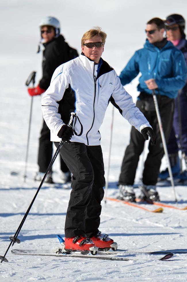 This Royal Family Loves Winter Sport