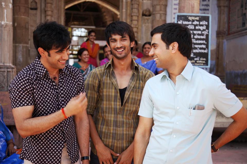 Amit Sadh, Sushant Singh Rajput, Raj Kumar Yadav
