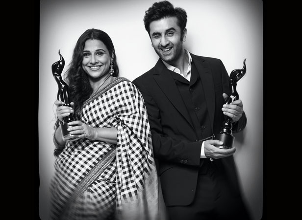 Winners from the 58th Idea Filmfare Awards caught at their candid best, as they posed for the cover picture...