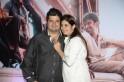Dabboo Ratnani with wife