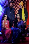 IRRFAN KHAN, JIMMY SHERGILL, SOHA ALI KHAN AND MAHIE GILL