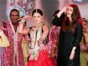 Aishwarya Rai Bachchan and Shweta Tiwari
