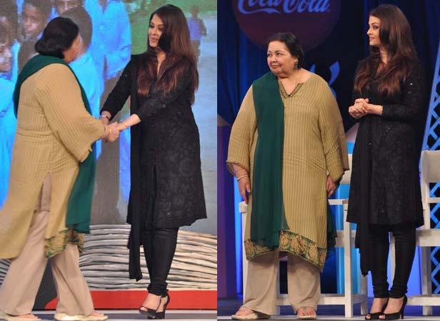 Pamela Chopra, Aishwarya
