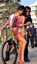 Vivek Oberoi and Neha Sharma