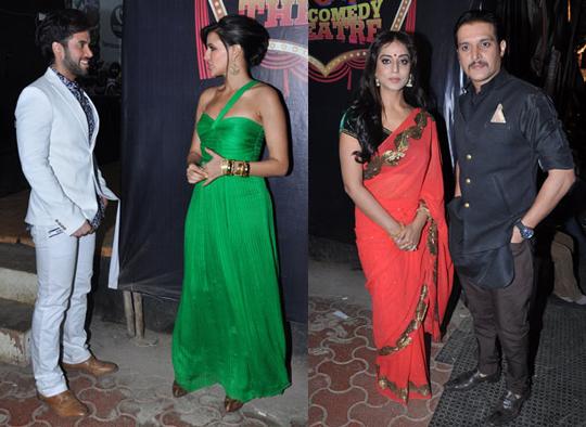Tusshar, Neha, Mahie, Jimmy