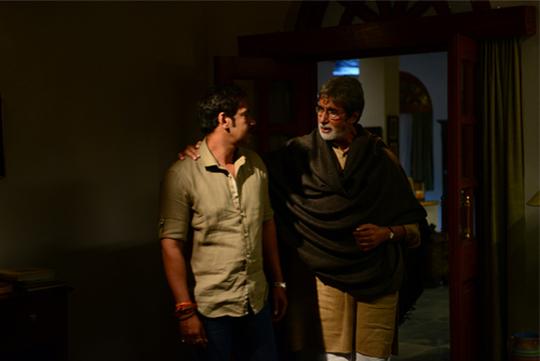 Amitabh Bachchan, Ajay Devgn