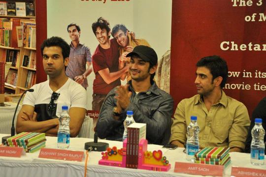 Raj Kumar Yadav, Sushant Singh Rajput, Amit Sadh
