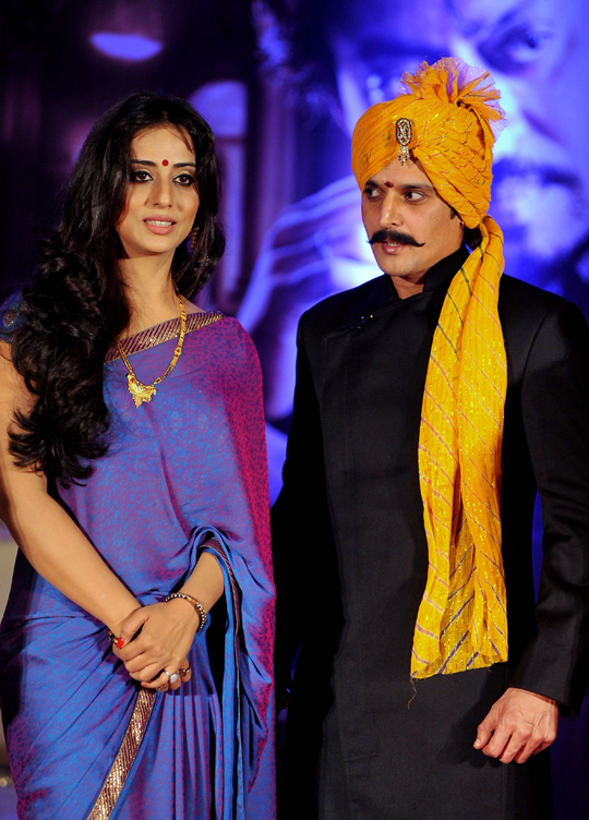 JIMMY SHERGILL AND MAHIE GILL