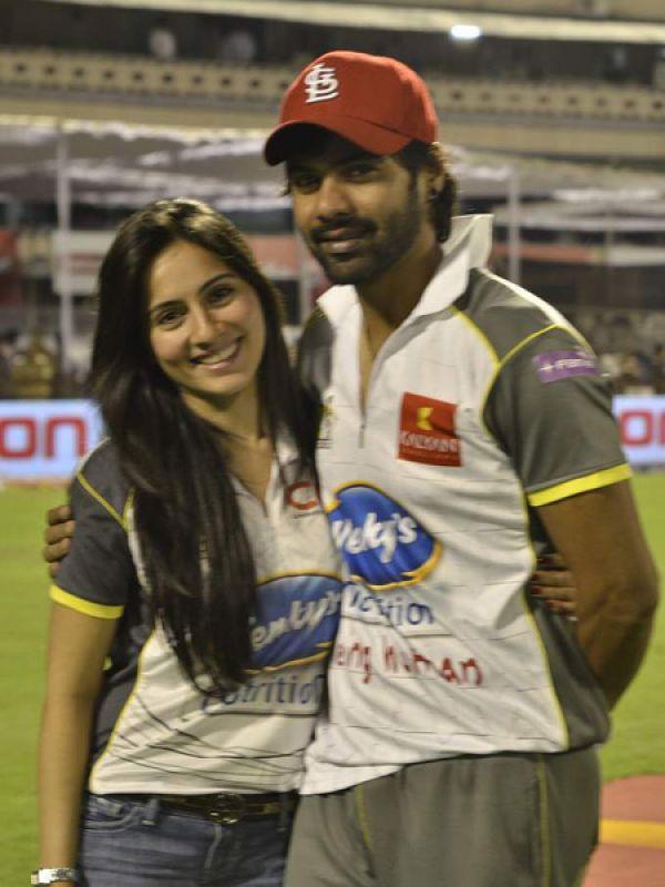 Shabbir Ahluwalia & Kanchi Kaul