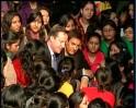 David Cameron Aaamir Khan