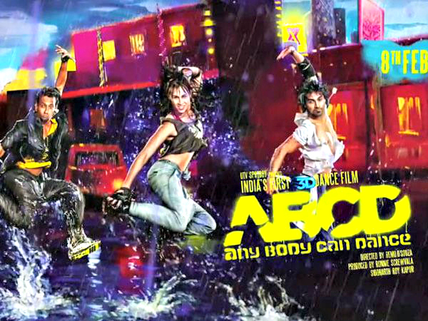 ABCD - Any Body Can Dance: Bollywood choreographer Remo D'Souza's film on two dance instructors and their differing ideologies is a decent hit at the box office. Starring Prabhudeva, Kay Kay Menon and Ganesh Acharya, ABCD also has a few contestants from the reality show 'Dance India Dance'.